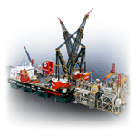 offshore platforms systems menu